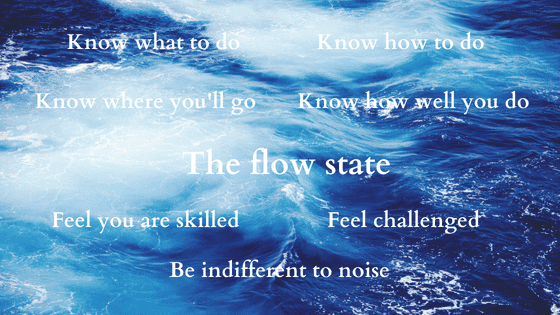 The flow state: Positive Psychology Insights, How To become an autotelic person