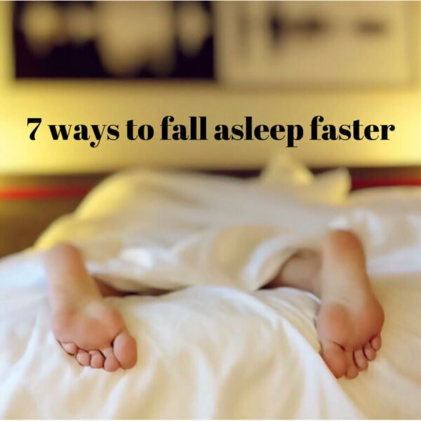 7 Effective Ways To Fall Asleep Faster And Improve The Quality Of Sleep