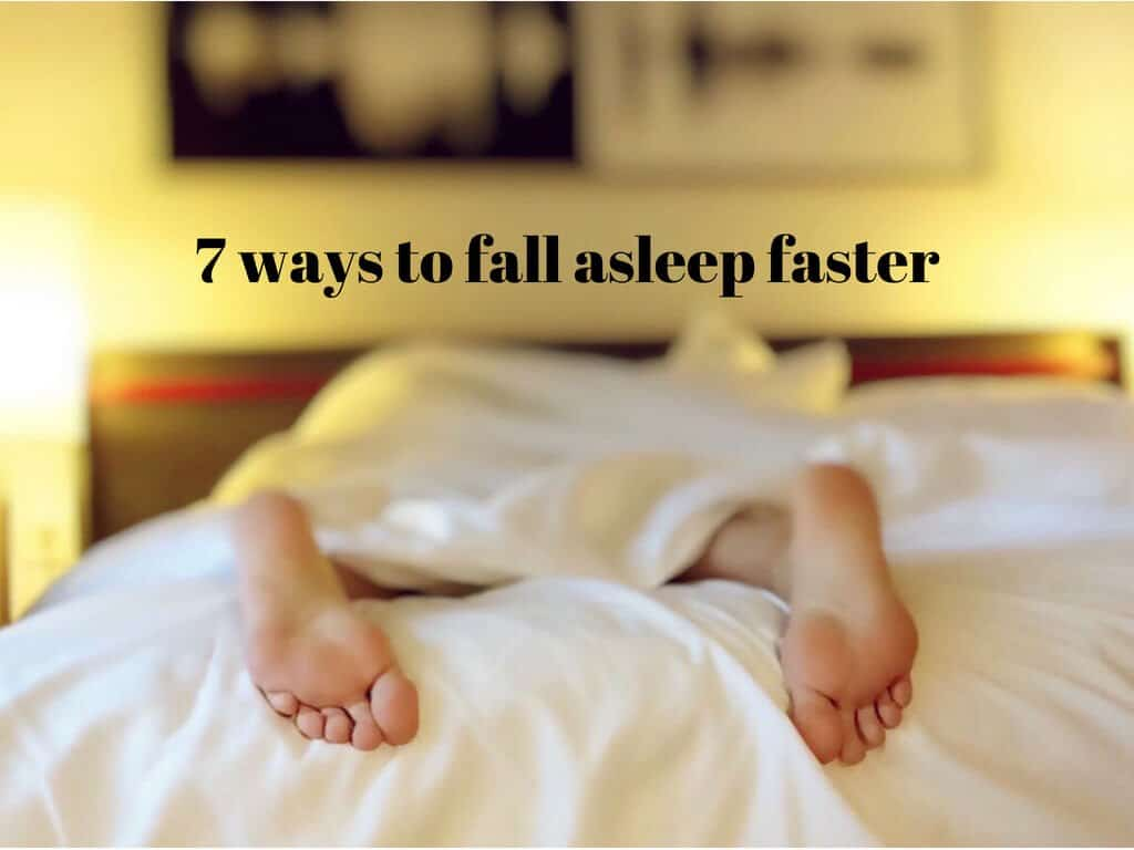 how to sleep faster: 7 effective ways to fall asleep faster