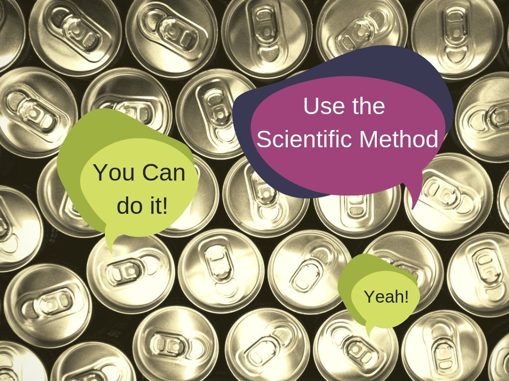 Using the scientific method to beat the demotivating inner voice: I can't do this, I don't have what it takes