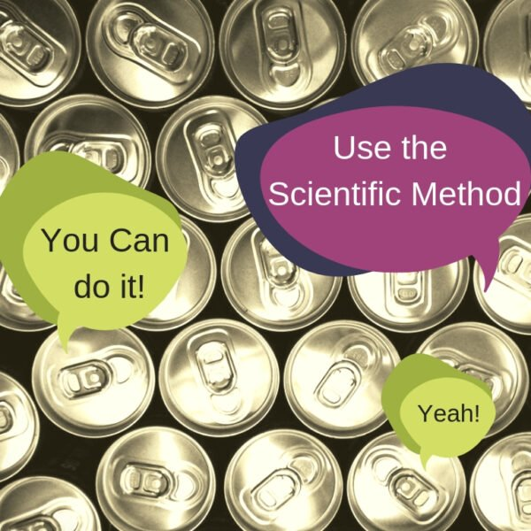 "Using the scientific method to beat the ""I can't do this"" inner voice"