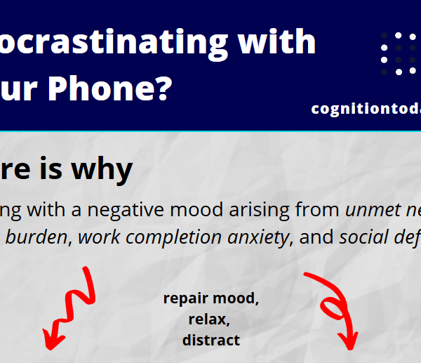 Procrastinating with your Phone? Here's why & how to stop it.