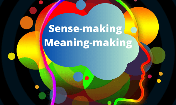 Sense-Making: How We Make Sense Of The World & Find Meaning