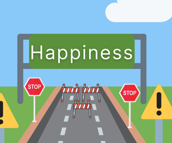 Chasing Happiness Can Make You Unhappy [Mistakes + Tips]